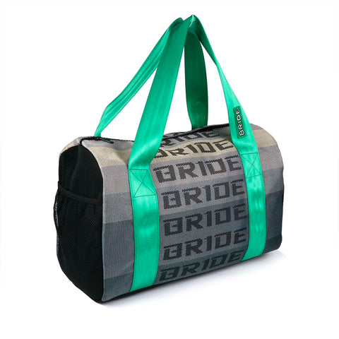 BRIDE Racing Duffle Bag