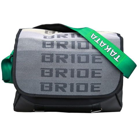 JDM Bride Laptop Bag Racing Green - Top JDM Store