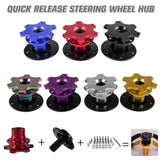 Aftermarket Steering Wheel Hub Quick Release - Top JDM Store