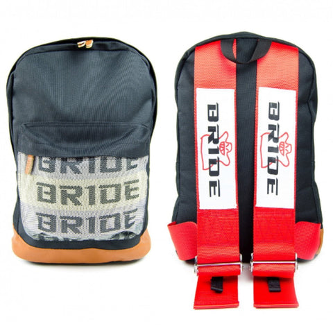 Racing Backpack JDM Red Harness - Top JDM Store