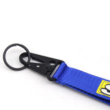 Spoon Sports Keychain Jet Tag