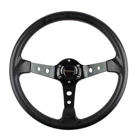 Aftermarket Steering Wheel Classic 3 Spoke - Top JDM Store