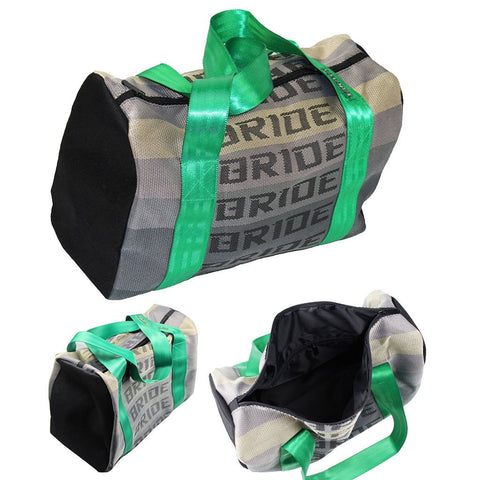 Bride Duffle Bag Takata Green - Top JDM Store