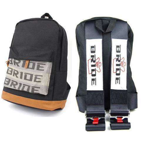 Bride Harness Backpack Black Harness - Top JDM Store