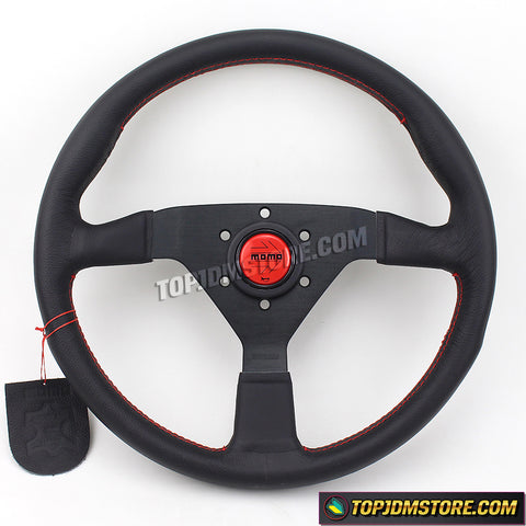 momo monte carlo,momo monte carlo red stitch,momo monte carlo 350mm,momo monte carlo 320mm,aftermarket steering wheel,leather steering wheel,momo wheel,momo steering,momo tuner,leather wrapped steering wheel,momo drifting,momo italy steering wheel