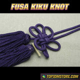 Junction Produce Fusa Kiku Knot Purple