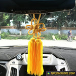 Junction Produce Fusa Kiku Knot Yellow