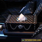 Garson D.A.D. VIP Luxury Car Interior Accessories