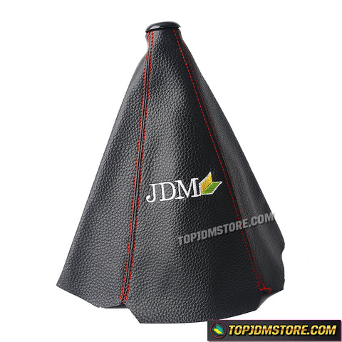 JDM Wakaba Leather Shift Boot