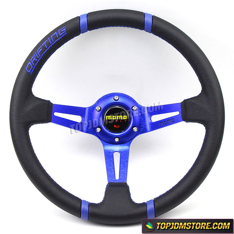momo blue steering wheel,momo drifting steering wheel,momo drift,drifting steering wheel,aftermarket steering wheel,momo steering wheel,momo wheel,momo steering,momo tuner,momo racing steering wheel,best aftermarket steering wheel,momo italy steering wheel