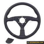 MOMO Monte Carlo Steering Wheel Leather 350mm 14inch