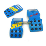 MOMO R3000 Anti-Slip Racing Pedals Set MT