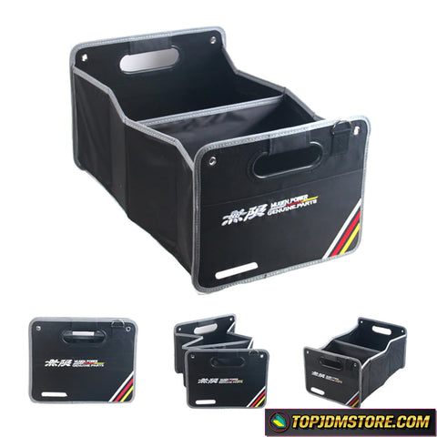 Mugen Power Foldable Car Storage Box
