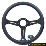 ND Carbon Fiber Frame Steering Wheel 14inch