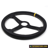 ND Leather Steering Wheel 380mm 15inch
