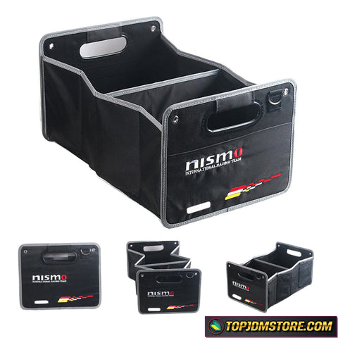 Nismo Foldable Car Storage Box