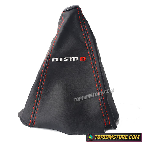 NISMO Leather Universal Shift Boot Cover