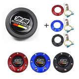 JDM Mugen Carbon Fiber Horn Switch Button for Honda - Top JDM Store