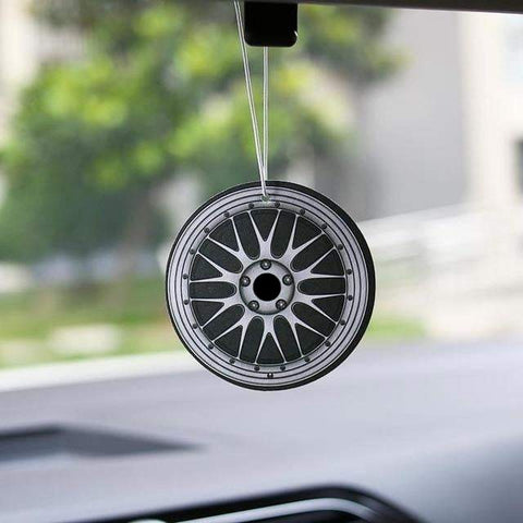 JDM Aftermarket Rims Air Freshener - Top JDM Store