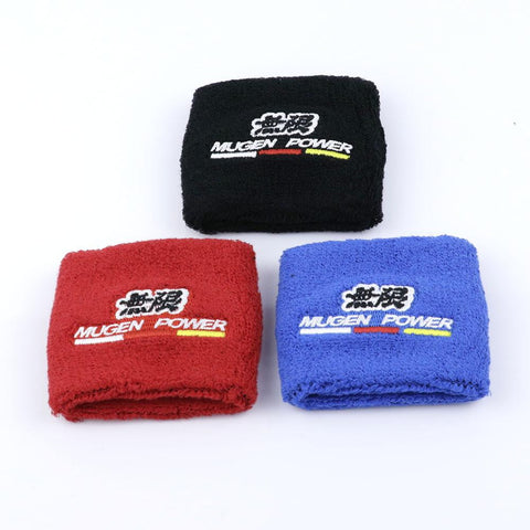 Mugen Power Fabric Reservoir Cover Socks - Top JDM Store