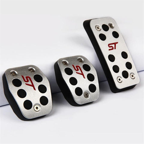 Aluminum Manual Transmission Racing Car Pedals - Top JDM Store