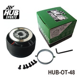 toyota mr2 boss kit,hub sports,hub sports boss kit,quick release hub,short steering wheel hub,steering wheel hub,steering wheel hub kit,nrg hub adapter,steering wheel adapter,steering wheel control adapter,nrg quick release steering wheel,quick release boss kit,6 bolt steering wheel adapter