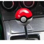 Pokeball Gear Shift Knob Pokemon Shifter Diameter 54mm - Top JDM Store