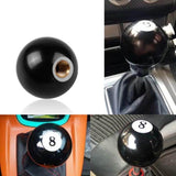 8 Ball Gear Shift Knob Universal