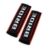 Bride Racing Comfort Seat Belt Pads