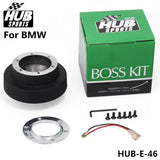 Hub Sports Steering Wheel Short Hub Adapter Boss Kit for BMW E46 E-46