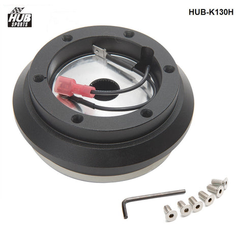 honda acura boss kit,hub sports,hub sports boss kit,quick release hub,short steering wheel hub,steering wheel hub,steering wheel hub kit,nrg hub adapter,steering wheel adapter,steering wheel control adapter,nrg quick release steering wheel,quick release boss kit,6 bolt steering wheel adapter