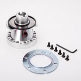 ADDCO Aluminum Hub Adapter Kit for Honda Civic 96-11 EP3 EK9 EJ9 EK ADBK1720H