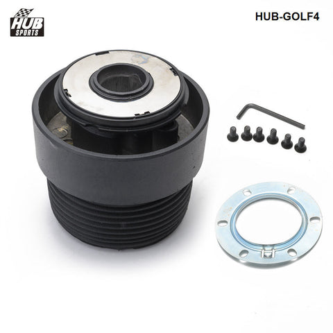 Hub Sports Steering Wheel Short Hub Adapter Boss Kit for VW Golf4 GOLF4