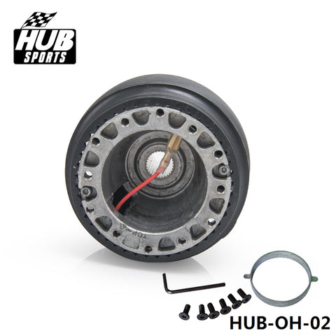 Hub Sports Steering Wheel Short Hub Adapter Boss Kit for Honda OH-02