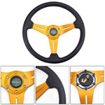Racing Steering Wheel Universal 13inches 340mm