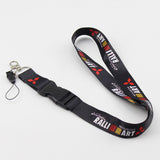 Ralliart Racing Lanyard