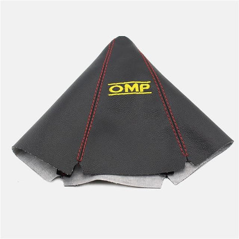 OMP Universal PVC Leather Shifter Boot Cover - Top JDM Store