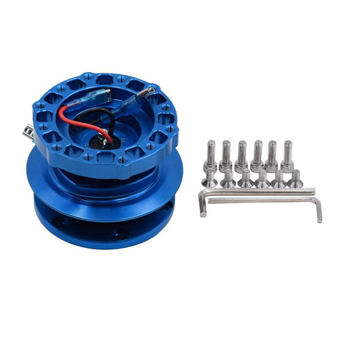 12 Bolts Car Steering Wheel Quick Release Hub - Top JDM Store