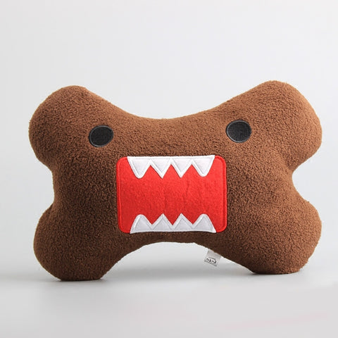 Domo-kun Plush Pillow Head Rest