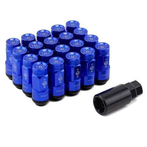 ITSOK Racing Composite Anti-Theft Racing Lug Nuts - Top JDM Store