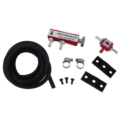 Adjustable Manual Turbo Boost Controller Kit 1-30 PSI in Cabin Boost Control Universal - Top JDM Store