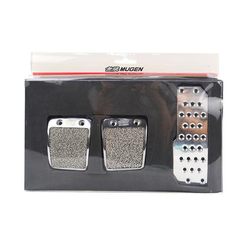 Mugen Racing Pedals Mesh Anti-Slip Grip MT/AT - Top JDM Store