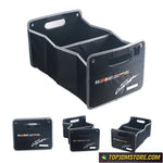 Ralliart Foldable Car Storage Box