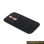 Ralliart Sunshade Visor Cover Strap On