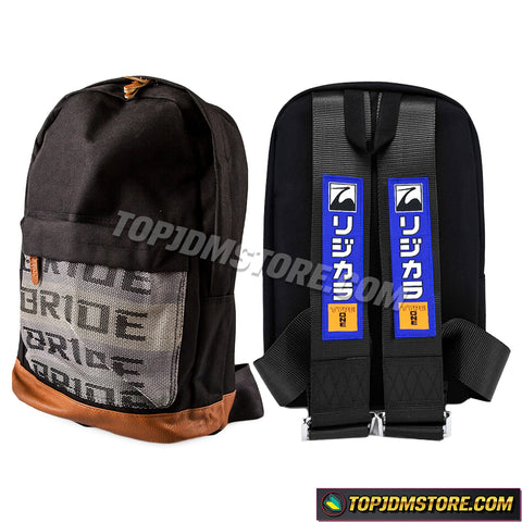 spoon sports backpack,type one backpack,tuning backpack,motorsports bag,bride backpack,jdm backpack,racing harness backpack,racing backpack,bride racing backpack,bride bookbag,jdm racing backpack,jdm bride backpack,racing seat belt backpack,racing bookbag,