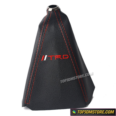 TRD Leather Sport Aftermarket Shift Boot Cover