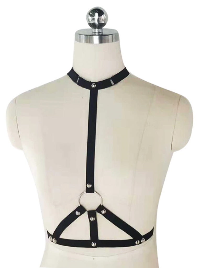 Riley Elastic Body Harness