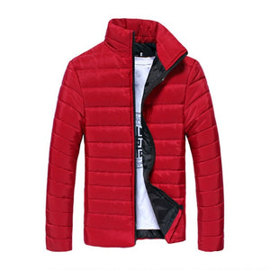 Campera Padded Solid