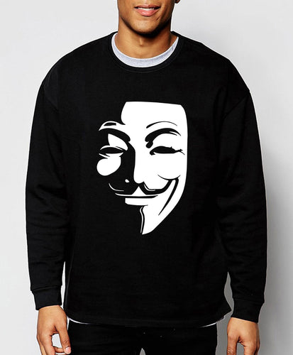 Vendetta Two-Faced Sweatshirt