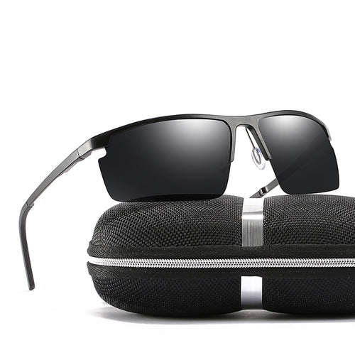 The Matrix Polarized